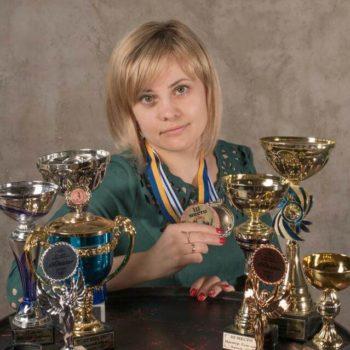 Наталья Логачева
